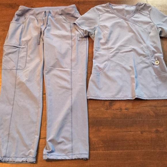 c147da5458a Cherokee Pants - Cherokee infinity scrubs PM pants/ small top